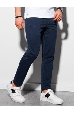 Мужские спортивные штаны P950 - темно-синий - Ombre