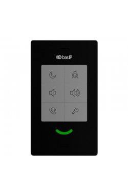 IP аудиодомофон BAS-IP SP-03 black