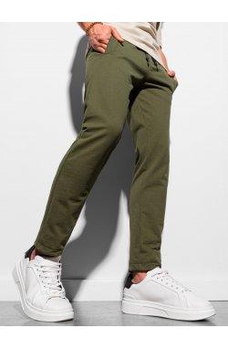 Мужские спортивные штаны P950 - хаки - Ombre