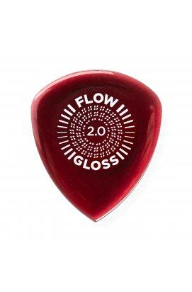 Медиатор DUNLOP FLOW GLOSS PICK 2.0MM