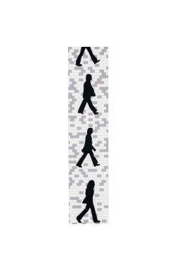 Ремень гитарный D'ADDARIO 50BTL10 Beatles Guitar Strap - Abbey Road