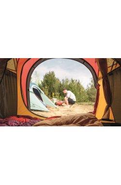 Гриль угольный Easy Camp Adventure Grill Orange (680194)