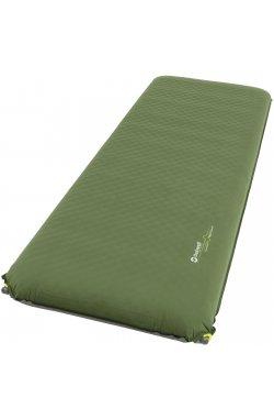 Коврик самонадувающийся Outwell Self-inflating Mat Dreamcatcher Single 12 cm XL Green (290311)