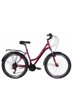 """Городской Велосипед Велосипед 26"""" Formula OMEGA 2021 (фиолетовый)"""