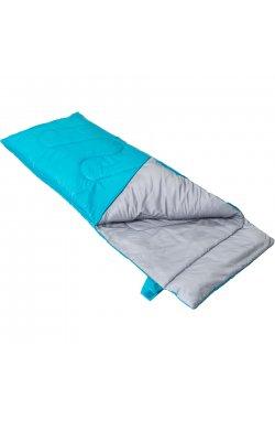 Спальный мешок Vango Ember Junior Bondi Blue Left (SBPEMBER B36S51)