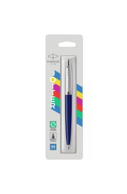 Ручка шариковая Parker JOTTER 17 Standard Blue CT BP блистер 15 836