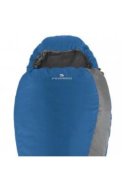 Спальный мешок Ferrino Yukon Plus/+4°C Blue/Grey Right (86357IBBD)