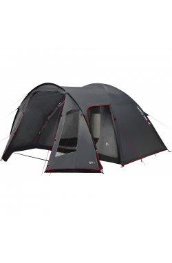 Палатка High Peak Tessin 5 Dark Grey/Red (10227)