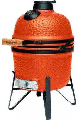 Маленький керамический гриль-печь BergHOFF Studio Оранжевый (2415705)