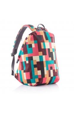 Рюкзак городской XD Design Bobby Soft'' art geometric (P705.867) - wos9165