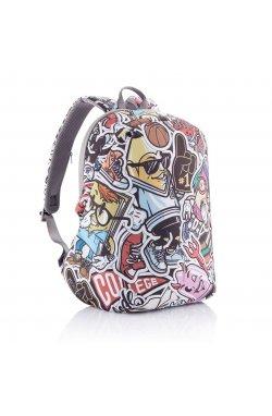 Рюкзак городской XD Design Bobby Soft'' Graffiti (P705.868) - wos9166