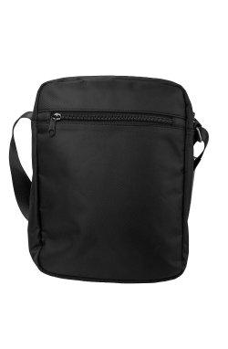 Сумка текстильная мужская Borderline 32 Black (Черный) - нейлон, черный