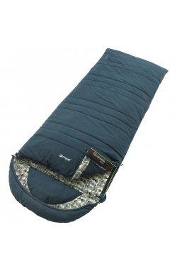 Спальный мешок Outwell Camper/0°C Blue Right (230351)
