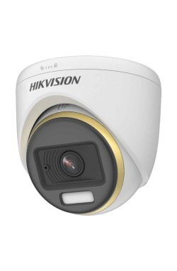 2 MP ColorVu Turret камера Hikvision DS-2CE72DF3T-F 3.6 mm