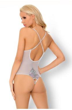 Corrine боді сірий Livia Corsetti Fashion (L/XL)
