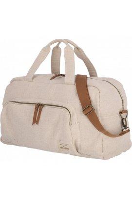 Дорожная сумка Travelite Hempline Beige TL000585-40, Германия