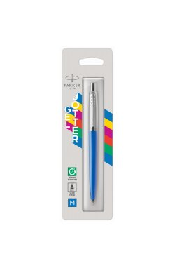 Ручка гелевая Parker JOTTER 17 Plastic Blue CT GEL блистер 15 166