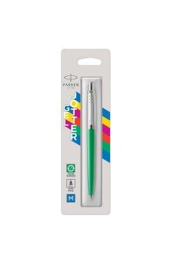 Ручка гелевая Parker JOTTER 17 Plastic Green CT GEL блистер 15 266