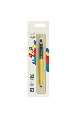 Ручка гелевая Parker JOTTER 17 Plastic Yellow CT GEL блистер 15 366, Корпус - Желтый