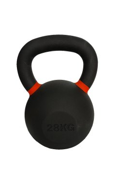 Гиря для кроссфита SPART Premium /черная 28кг