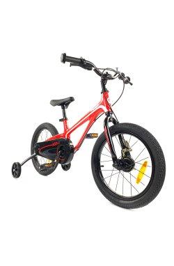 """Велосипед RoyalBaby Chipmunk MOON 16"""", Магний, OFFICIAL UA, красный"""