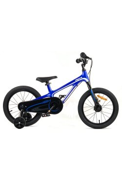 "Велосипед RoyalBaby Chipmunk MOON 18"", Магний, OFFICIAL UA, синий"