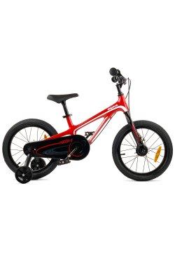 """Велосипед RoyalBaby Chipmunk MOON 18"""", Магний, OFFICIAL UA, красный"""