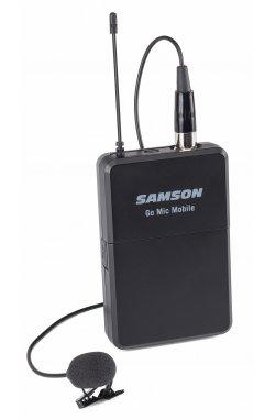 Радиомикрофон/система SAMSON GO MIC MOBILE Beltpack Transmitter (w/Lav)