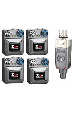 Радиомикрофон/система XVIVE U4R4 In-Ear Monitor Wireless System