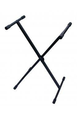 Стойка для клавишного инструмента GATOR FRAMEWORKS RI-KEYX-1 Rok-It X Style Keyboard Stand