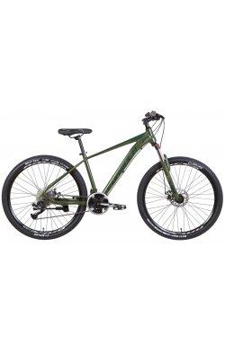 """Горный Велосипед Велосипед AL 27.5"""" Formula ZEPHYR 2.0 AM DD 2022 (темно-зеленый (м))"""