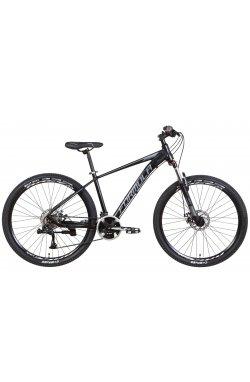 """Горный Велосипед Велосипед AL 27.5"""" Formula ZEPHYR 3.0 AM DD 2022 (черно-серый (м))"""