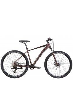 """Горный Велосипед Велосипед AL 29"""" Formula ZEPHYR 1.0 AM DD 2022 (темно-коричневый (м))"""