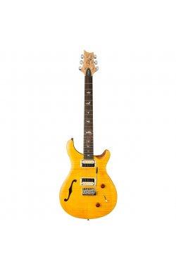 Электрогитара PRS SE Custom 22 Semi-Hollow (Santana Yellow)