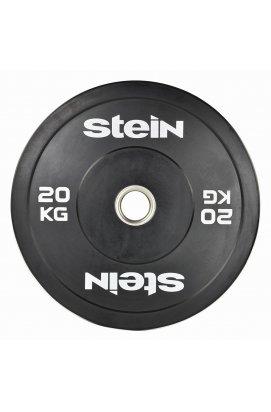 Бамперный диск Stein 20 кг