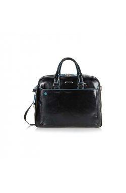 Дорожная сумка PIQUADRO черный BL SQUARE/Black BV2926B2_N, Италия