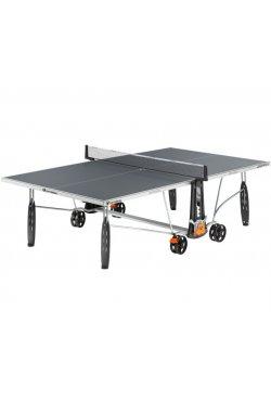 Теннисный стол Cornilleau 250S Sport Outdoor (всепогодный) серый