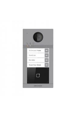 2Мп IP вызывная панель с Wi-Fi Hikvision KV8413-WME1(B)