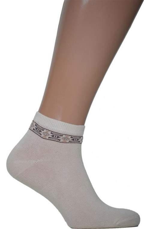 Носки с вышивкой N03
