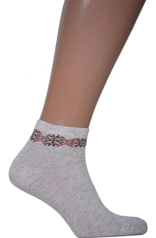Носки с вышивкой N05