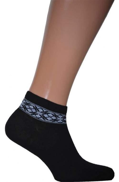 Носки с вышивкой N09