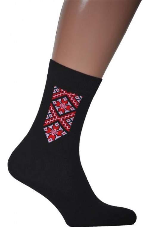 Носки с вышивкой N22