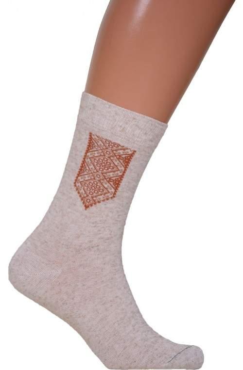 Носки с вышивкой N31