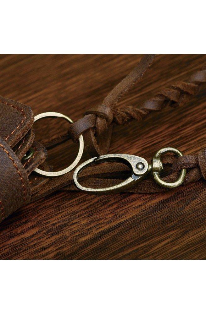 Портмоне Tiding Bag 8031R - Натуральна шкіра, коричневий