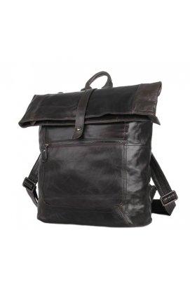 Рюкзак кожаный TIDING BAG 7204J