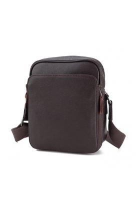 Мессенджер Tiding Bag M47-22005-2C - Натуральная кожа, Коричневый