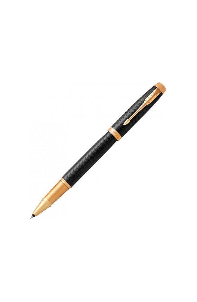 Ручка роллер Parker IM 17 Premium Black GT RB 24 022, Корпус - Черный, Франция