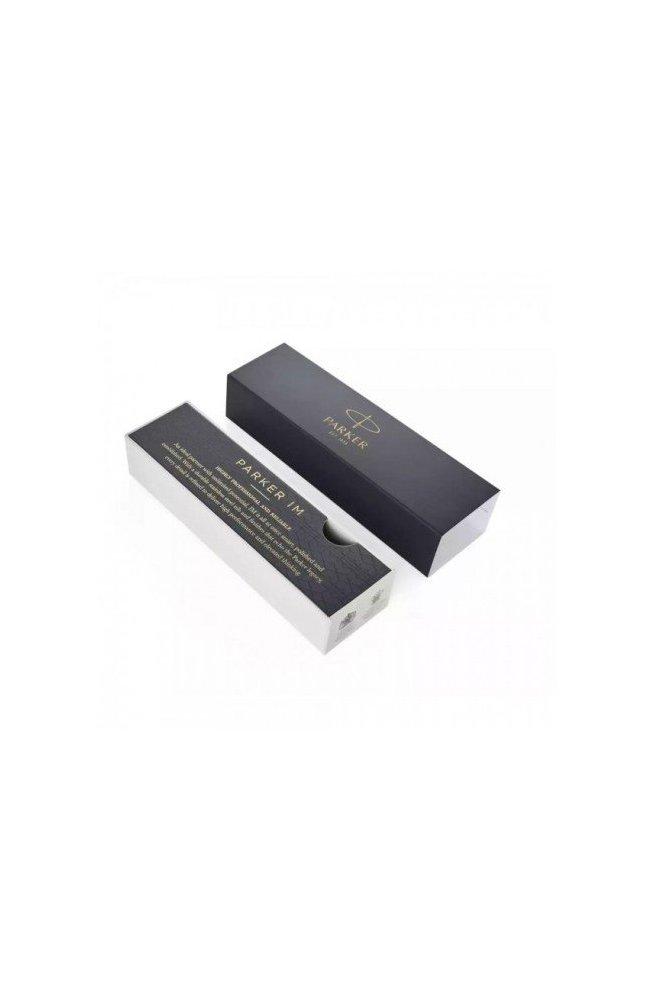 Ручка роллер Parker IM 17 Premium Warm Silver GT RB 24122, Корпус - Перламутр, Франция
