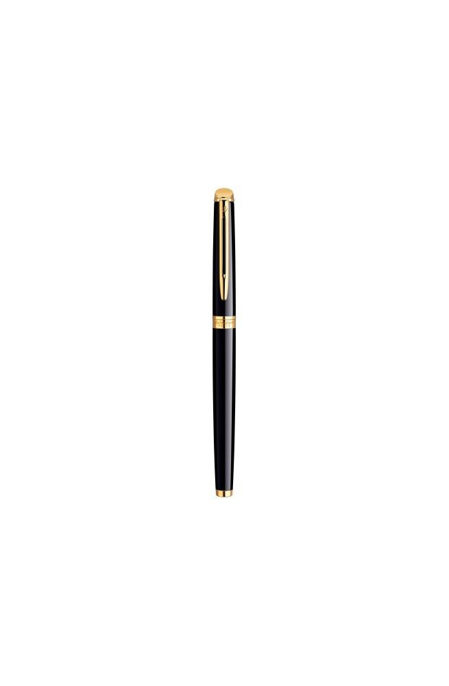 Ручка ролер Waterman HEMISPHERE Black RB 42 053