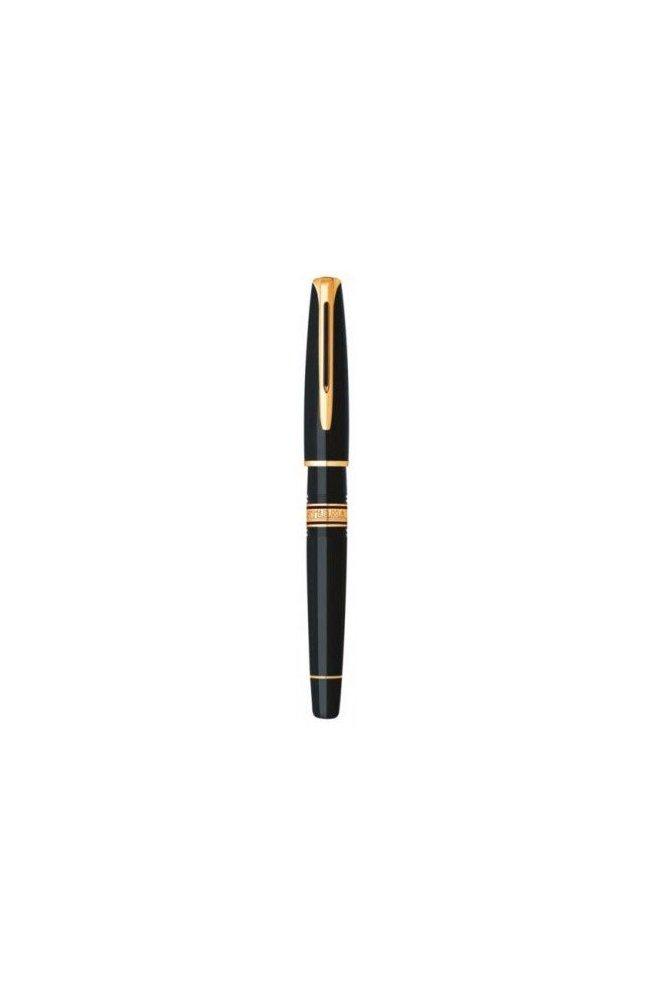 Ручка роллер Waterman CHARLESTON GT Black RB 41 300, Корпус - Черный, Франция